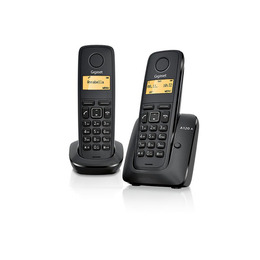 GIGASET A120 Cordless Phone - Twin Handsets Reviews