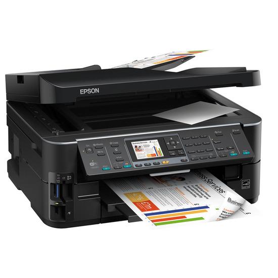 Epson Stylus Office BX635FWD Wireless All-in-One Inkjet Printer