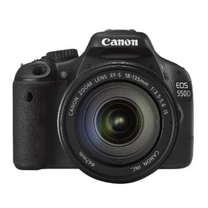 Photo of Canon EOS 550D With 18-135MM F/3.5-5.6 IS Lens Kit Lens