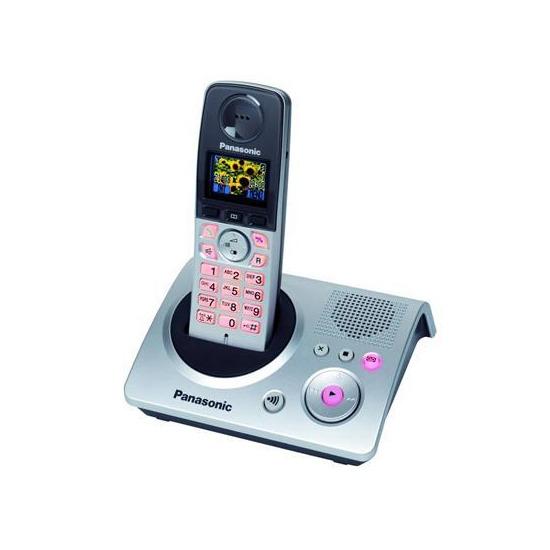 Panasonic KX-TG8093ES Trio Digital Cordless Phone