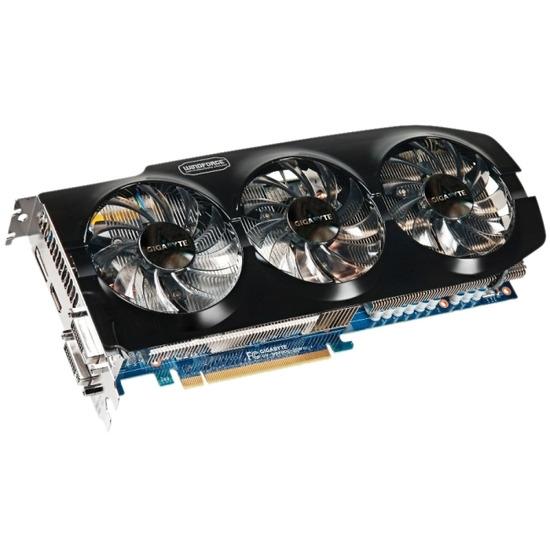 Gigabyte GTX 680 OC Windforce X3
