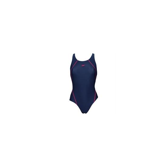 Speedo Propella Powerback Splice Swimsuit