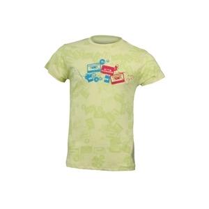 Photo of Joystick Junkies AOP Cassette Printed T-Shirt - Green T Shirts Man