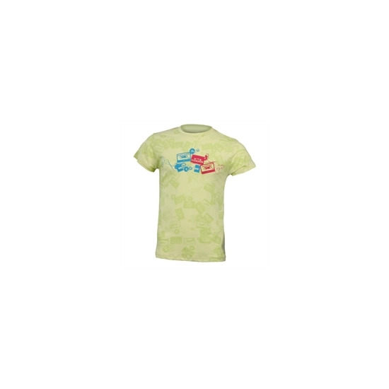 Joystick Junkies AOP Cassette Printed t-shirt - Green