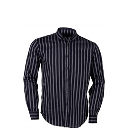 Peter Werth Blue Button Down Stripe Shirt Reviews