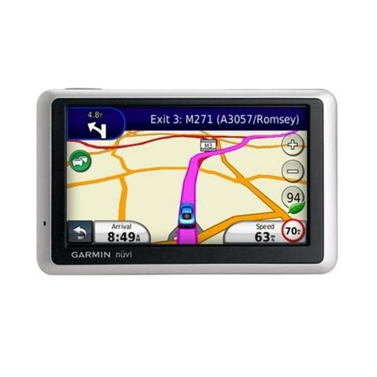 Garmin NUVI 1340 with UK & Western Europe Maps