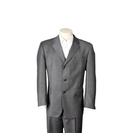 Berwin and Berwin Grey Textured Suit Reviews