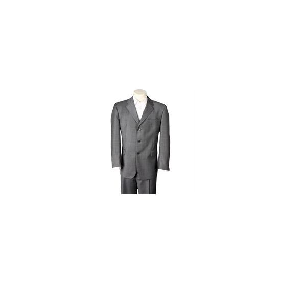 Berwin and Berwin Grey Textured Suit