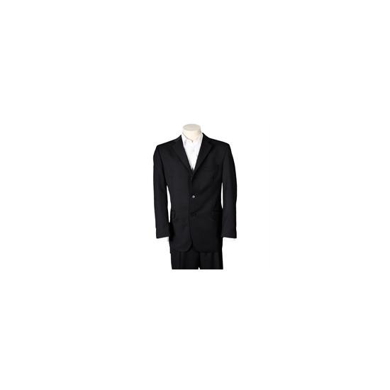 Daniel Hechter Plain Black Suit