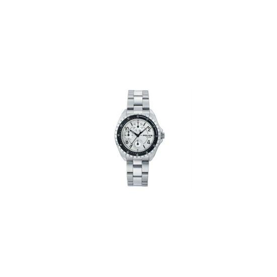 Police Unisex Navy 2 Bracelet Watch