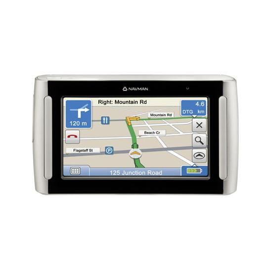 Navman S80 GPS with Western European maps