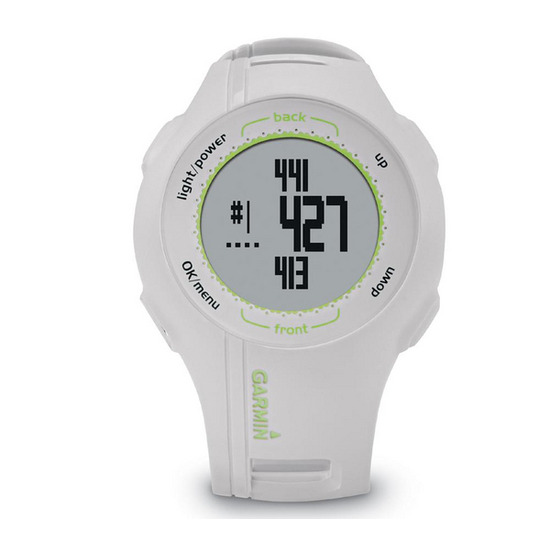 Garmin S1 Approach Golf