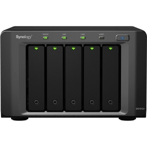 Photo of Synology DS1512+ Network Storage