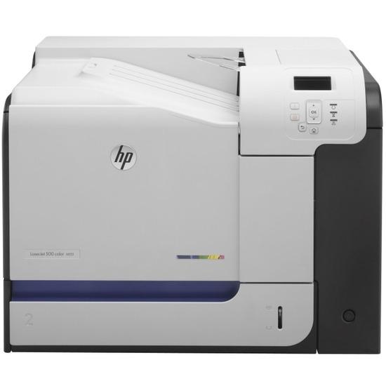 HP LaserJet M551DN