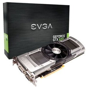 Photo of EVGA GeForce GTX 690  Graphics Card