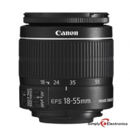 Canon Ef s 18 55MM Reviews