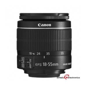 Photo of Canon Ef s 18 55MM Lens