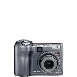 Olympus SP-320 Reviews