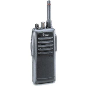 Photo of Icom ICF22SR Walkie Talkie