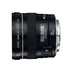 Photo of Canon EF 20MM USM Lens