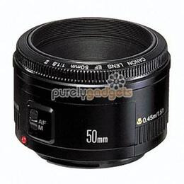 Canon Ef 50MM II Reviews