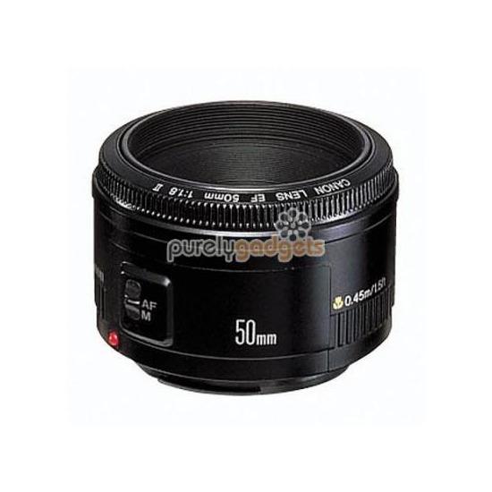 Canon Ef 50MM II
