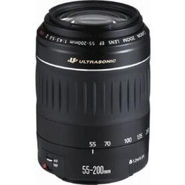Canon 4,5 - 5,6 55 - 200MM EF II USM Reviews