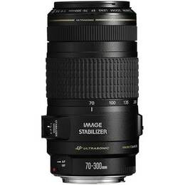 Canon 70 - 300/4,0 - 5,6 IS USM Reviews