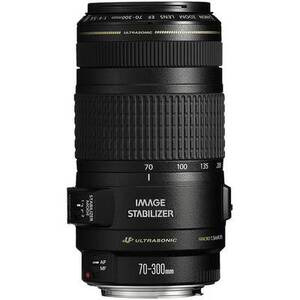 Photo of Canon 70 - 300/4,0 - 5,6 IS USM Lens