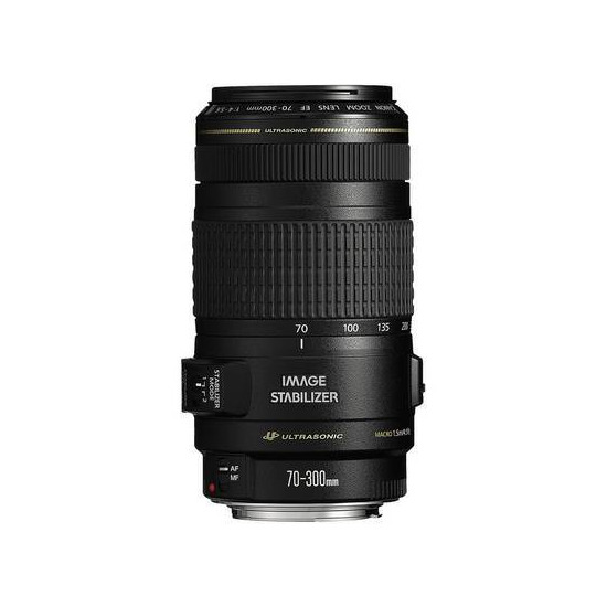 Canon 70 - 300/4,0 - 5,6 IS USM