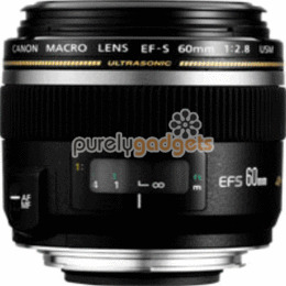 Canon EF-S 60mm Macro USM Reviews