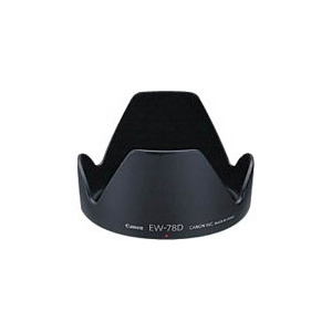 Photo of Canon Ew 78D Lens Hood