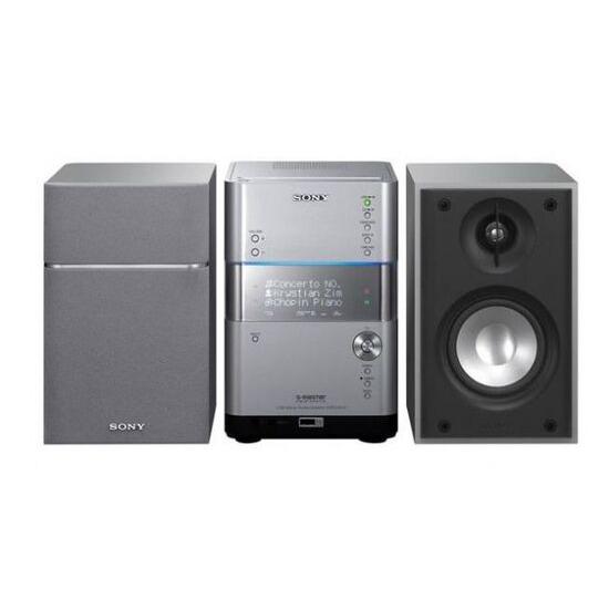 Sony CMT-U1