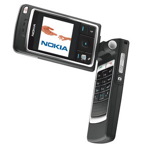 Photo of Nokia 6260 Mobile Phone
