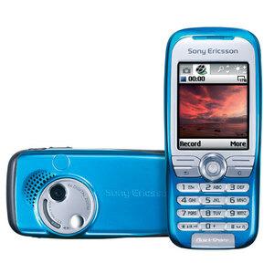 Photo of Sony Ericsson K500I Mobile Phone