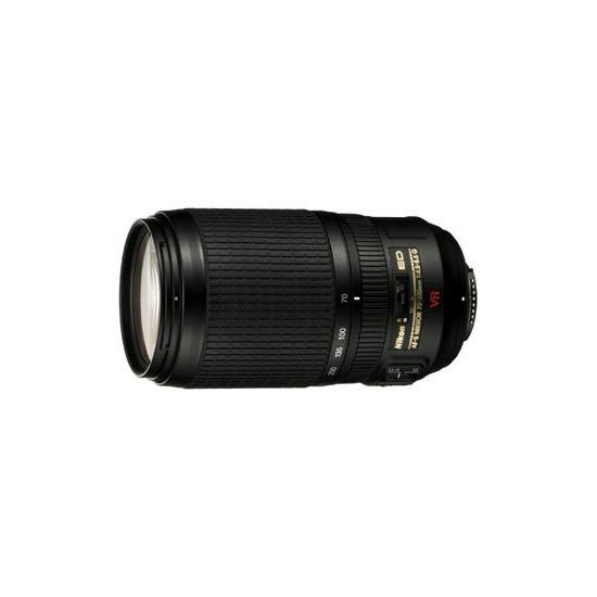 Nikon AF-S VR 70-300mm f/4.5-5.6G IF-ED