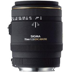 Photo of Sigma 70MM F/2.8 EX DG Macro Lens (Canon) Lens
