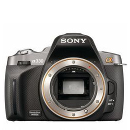 Sony Alpha DSLR-A330 (Body Only) Reviews