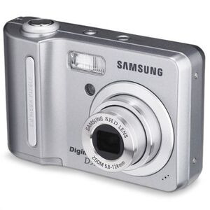 Photo of Samsung Digimax D53 Digital Camera