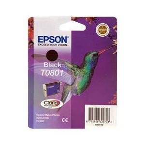Photo of T0801 Black Cartridge For R360/RX560 Ink Cartridge