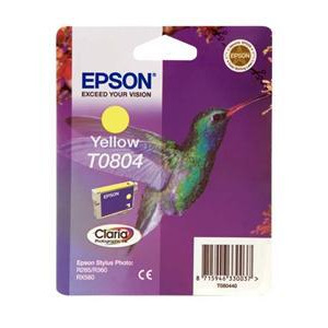 Photo of T0804 Yellow Cartridge For R360/RX560 Toner