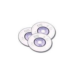 Photo of Jessops 8CM Mini DVD RW DISKs Pack Of 3 DVD RW