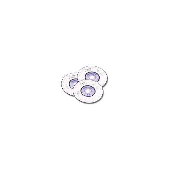 Jessops 8CM Mini DVD RW DISKs Pack Of 3