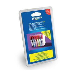 Photo of Ink Cartridges For Epson R200/RX500 Printers (Pack Of 6) Ink Cartridge