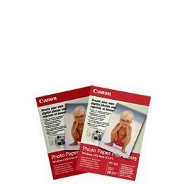Canon Photo Paper Plus Glossy 6X4 20 20 Sheets Reviews