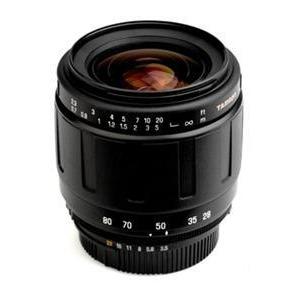 Photo of 28-80MM F3.5/5.6 Nikon AF Lens