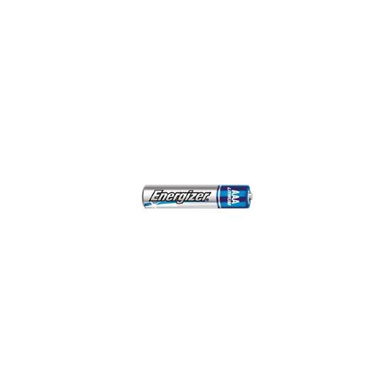Ultimate Lithium AAA Batteries, Pack of 4