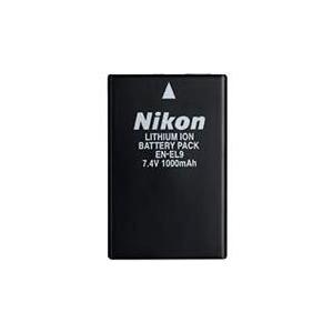 Photo of Nikon En EL9 Battery For D40 Camera and Camcorder Battery