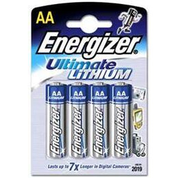 Energizer Ultimate Lithium AA Batteries Pack Of 4 Reviews