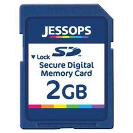 Jessops Secure Digital Card 2GB Reviews